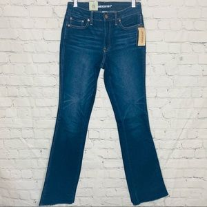 American Rag faded and flared jeans